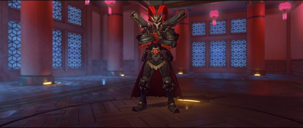 Lu Bu front legendary skin Reaper Lunar New Year.jpg