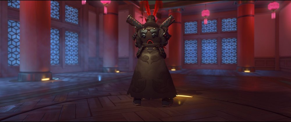 Lu Bu back legendary skin Reaper Lunar New Year.jpg