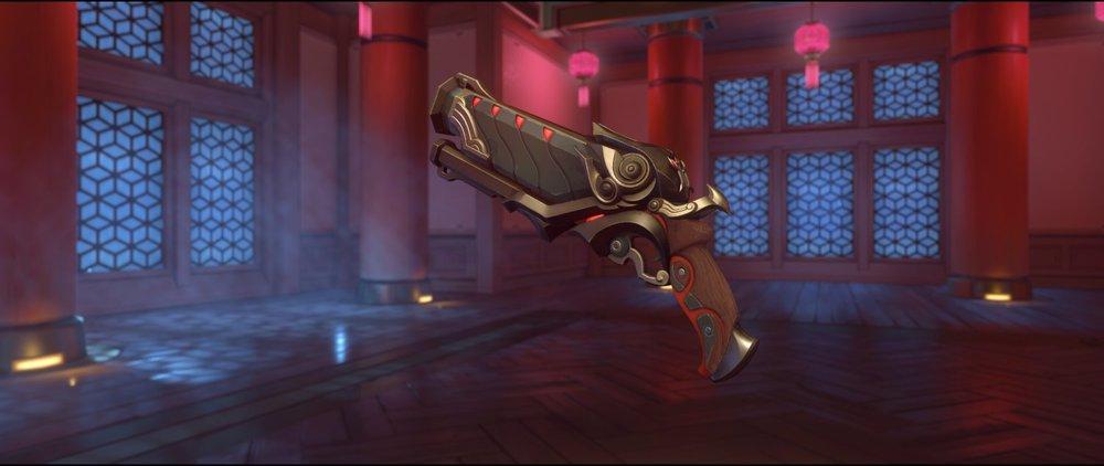 Lu Bu shotguns legendary skin Reaper Lunar New Year.jpg