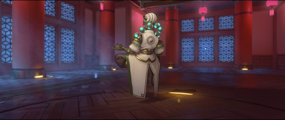 Zhuge Liang back legendary skin Zenyatta Lunar New Year.jpg