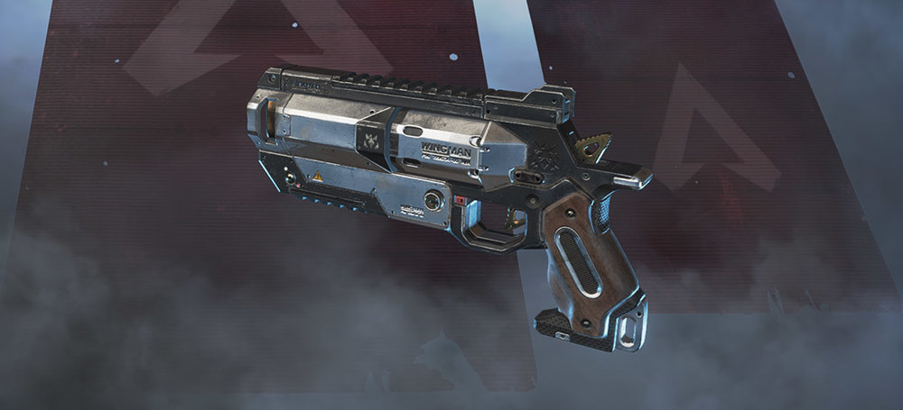 Wingman pistol Apex Legends