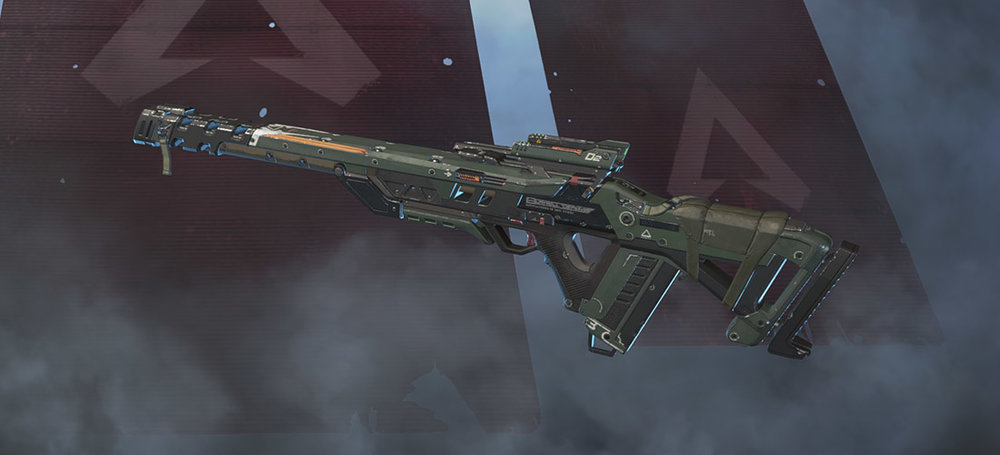 Triple Take sniper rifle Apex Legends