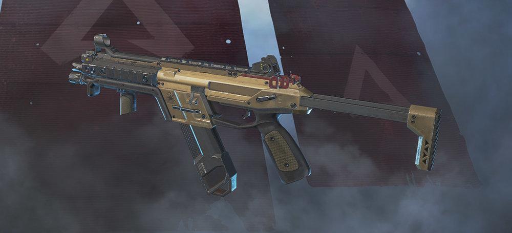 R-99 sub machine gun Apex Legends