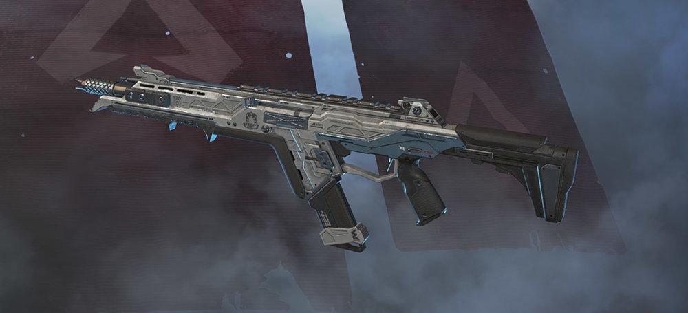 R-301 assault rifle Apex Legends