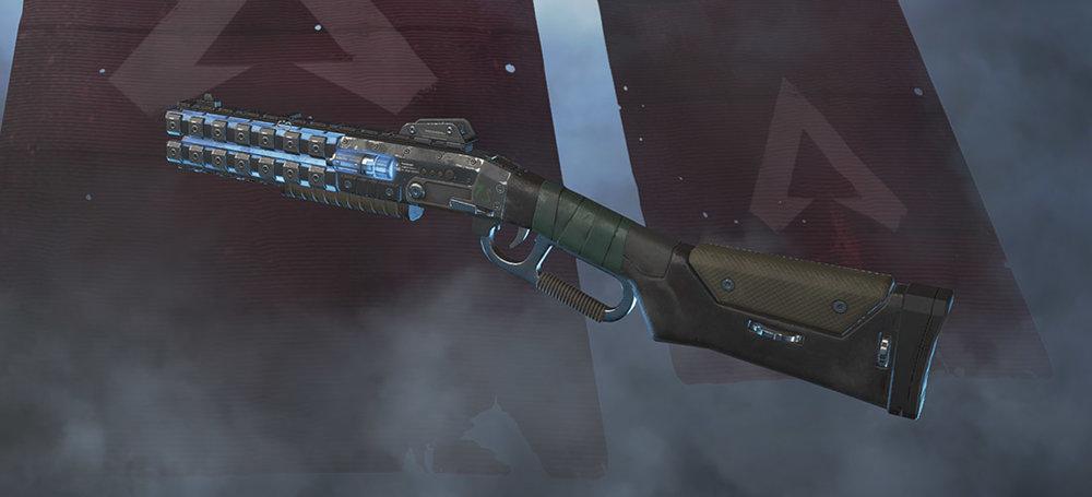 Peacekeeper shotgun Apex Legends