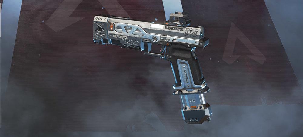 RE-45 pistol Apex Legends