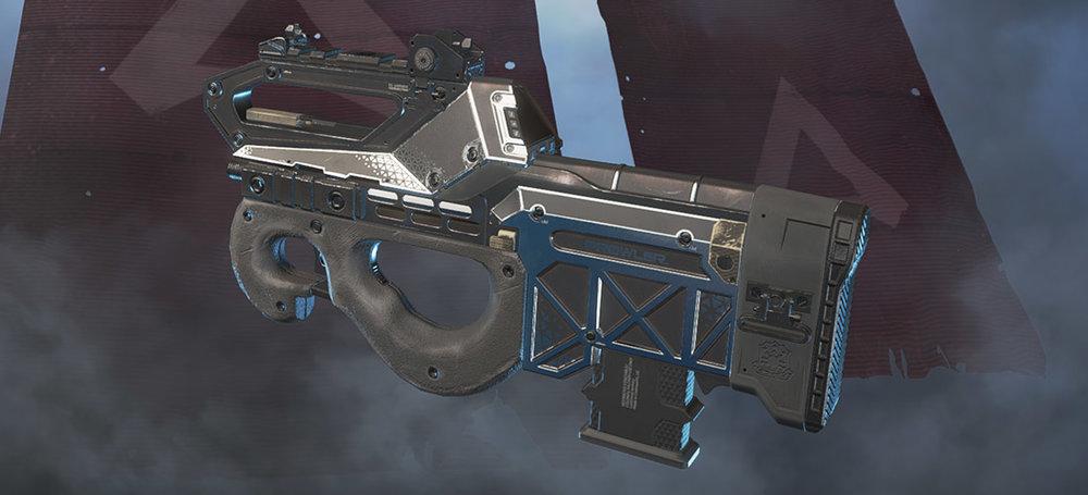 Prowler sub machine gun Apex Legends