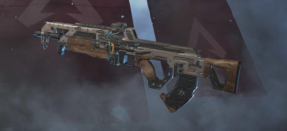 Flatline assault rifle Apex Legends