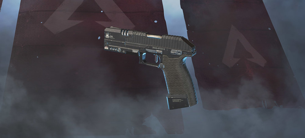 P2020 pistol Apex Legends