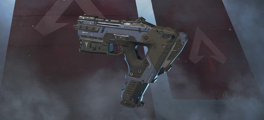 Alternator sub machine gun Apex Legends
