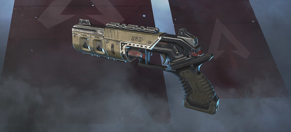 Mozambique shotgun Apex Legends