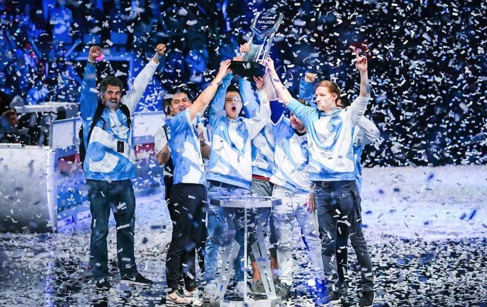 Cloud9 won ELEAGUE Major: Boston 2018 - Image: ELEAGUE