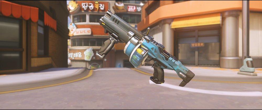 Classic gun front common skin Baptiste Overwatch.jpg
