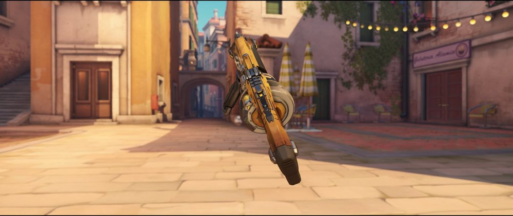 Wasteland gun back epic skin Baptiste Overwatch.jpg