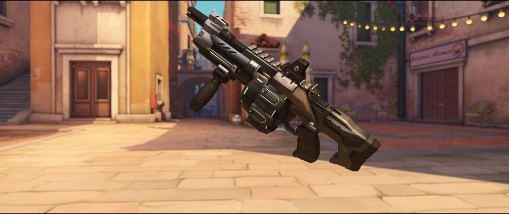 Spec Ops gun front legendary skin Baptiste Overwatch.jpg