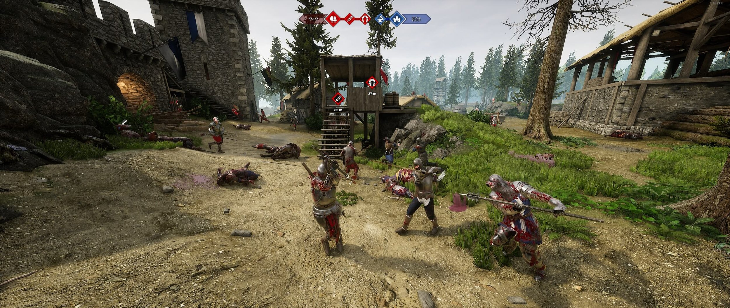 How to increase FPS in Mordhau: GameUserSettings and Video