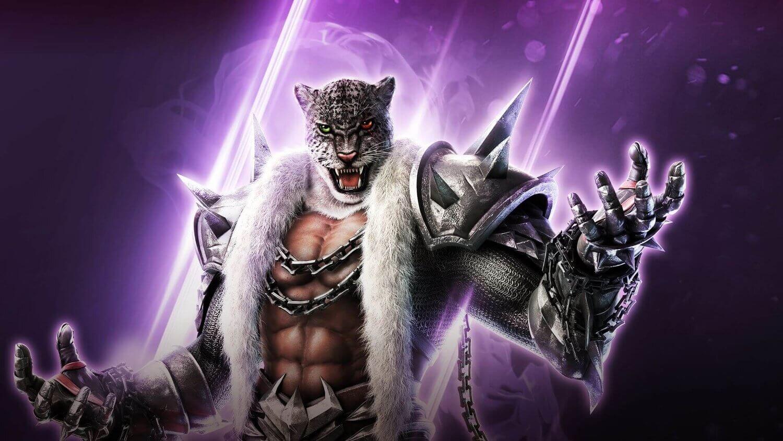 tekken 3 characters king