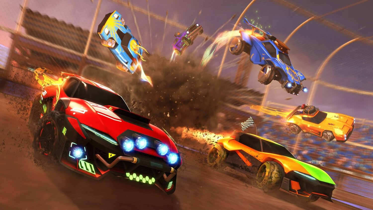 Rocket League Best Cars And Hitboxes Esports Tales