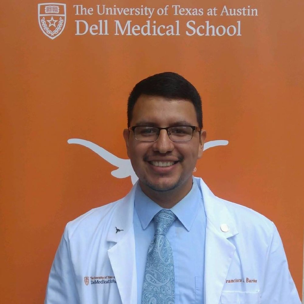 Francisco Barrios - Dell Medical Student
