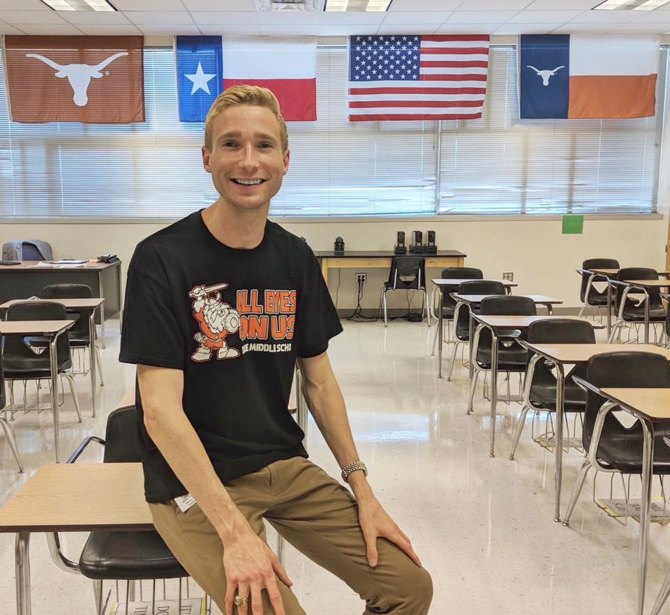 John Falke - DISD Teacher