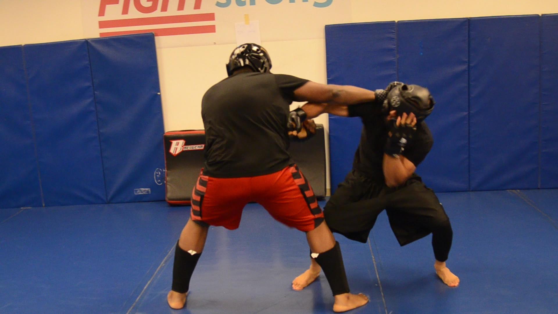 JOW GA KUNG FU VS MMA SPARRING — MASC MD