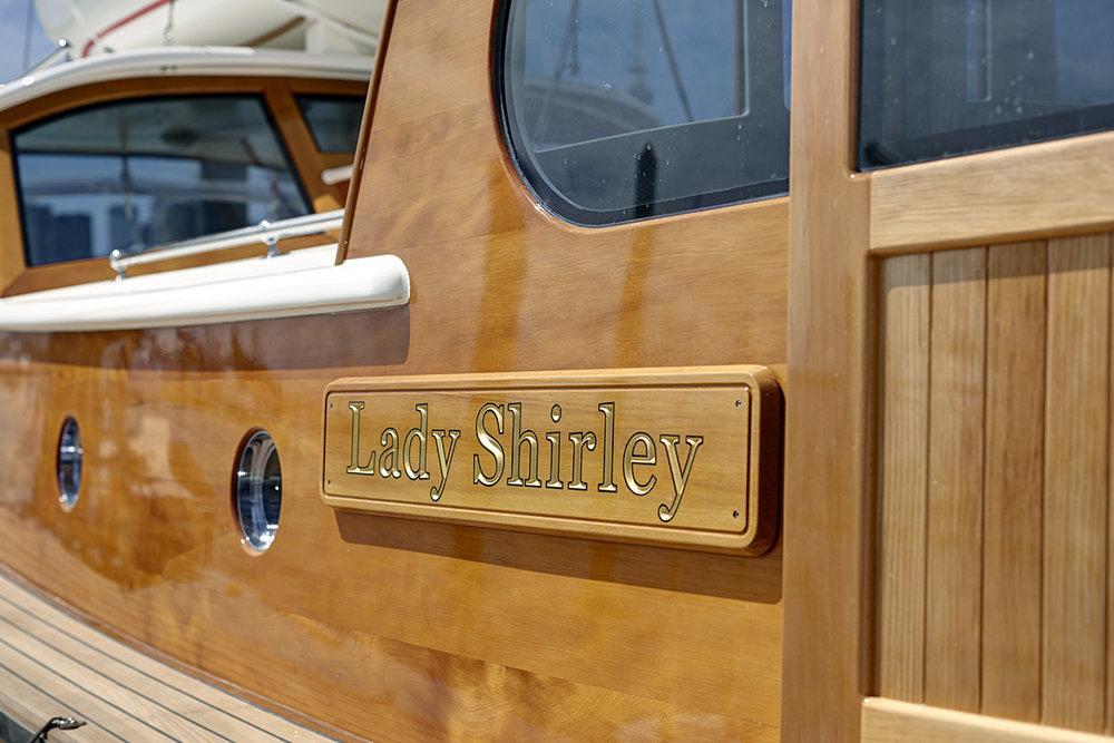 LADY SHIRLEY
