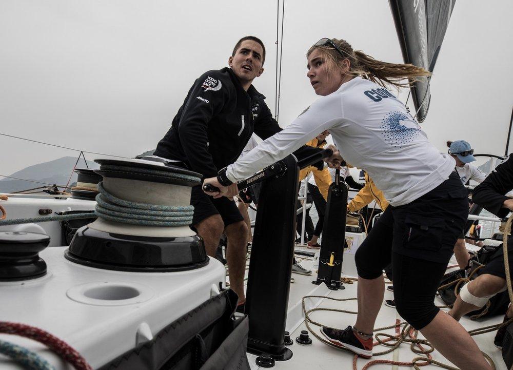 Image: James Blake / Volvo Ocean Race