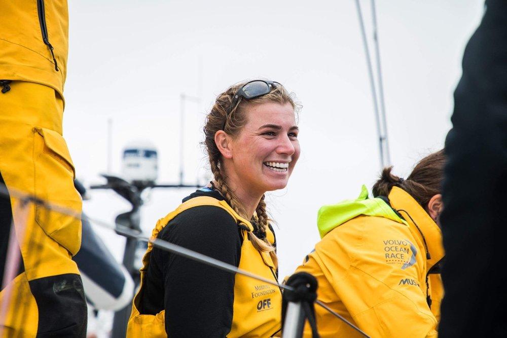 Images: Jen Edney / Volvo Ocean Race