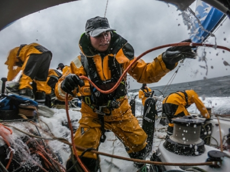 Photo by: Jen Edney / Volvo Ocean Race