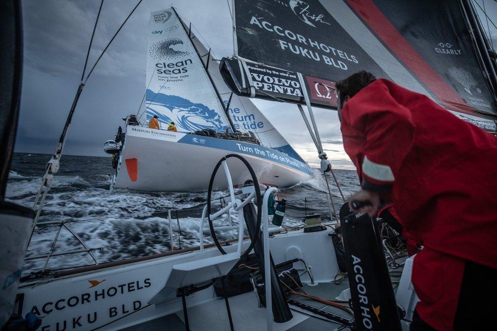 TTTOP Volvo Ocean Race Bianca Cook