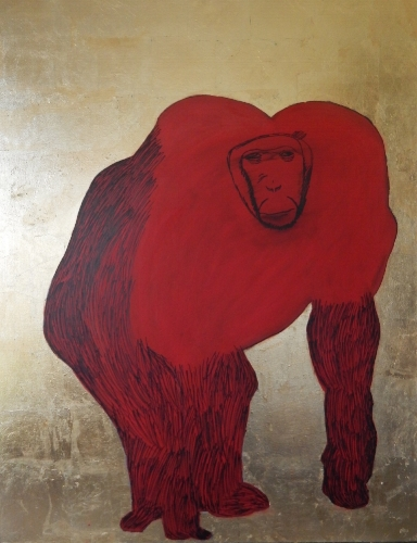 Great Ape ( displayed in  ArtPrize   2017 )