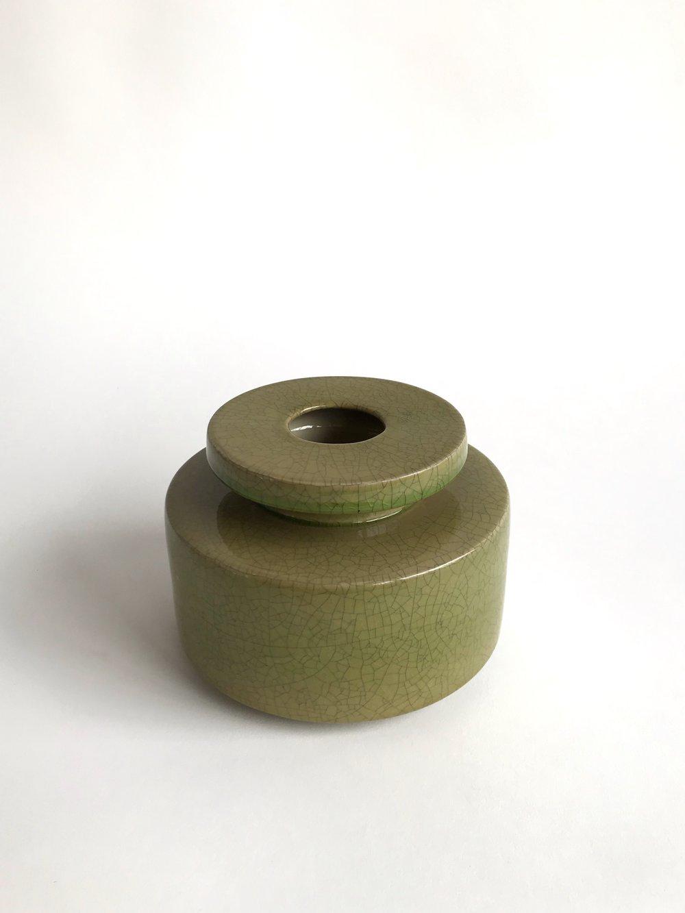 Ostia- Green Crackle 2.jpg