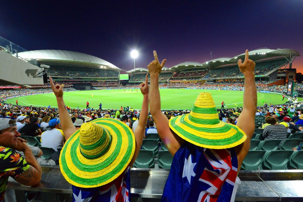 #BeatEngland - The most creative #BeatEngland message showing your support for our Aussie Teams will win a trip for 2 to the UK Ashes in 2019! Simply post your message to your social media account for your chance to win*                 *Terms and conditions apply, see cricket.com.au/competitions for more information