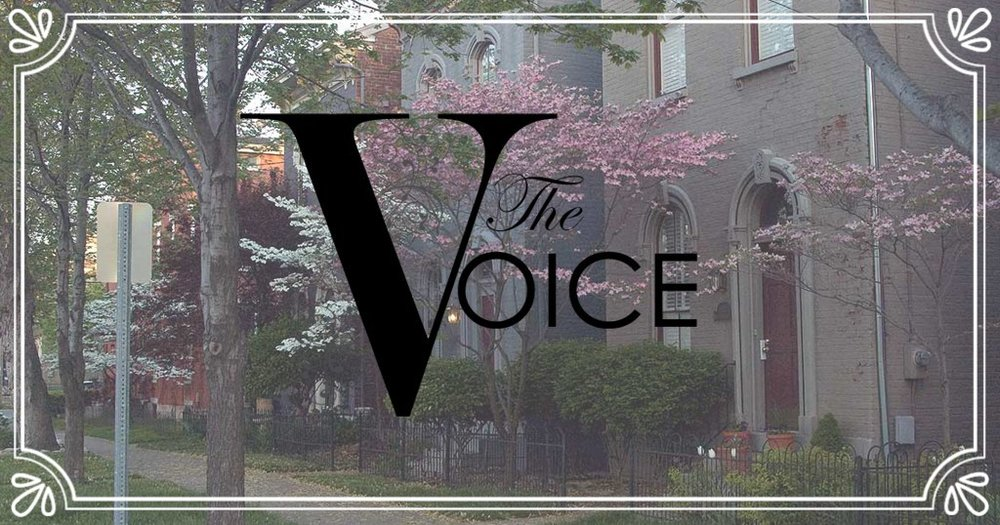 East Row Historic Foundation's Monthly Newsletter: The Voice April 2018