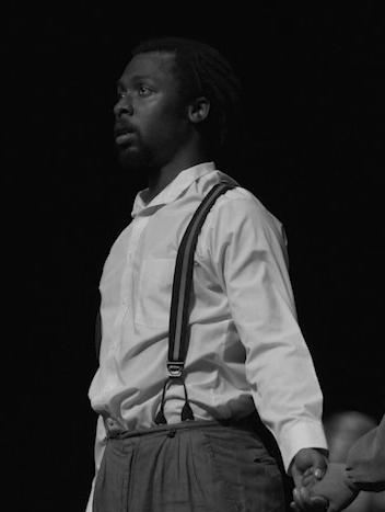 Marquise Howie  as Samuel Garner  Dance BFA