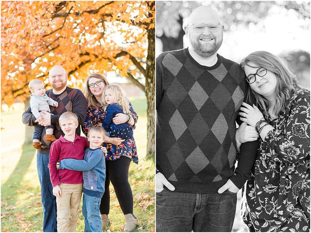Steubenville Ohio Family Golden Hour Fall Foliage_0358.jpg