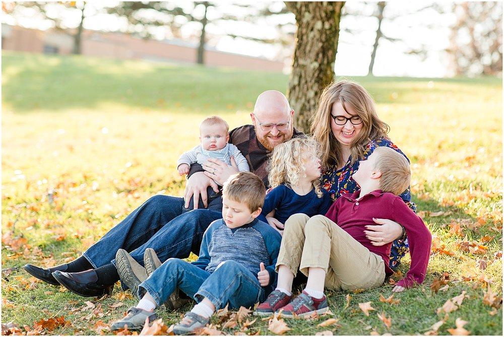 Steubenville Ohio Family Golden Hour Fall Foliage_0361.jpg