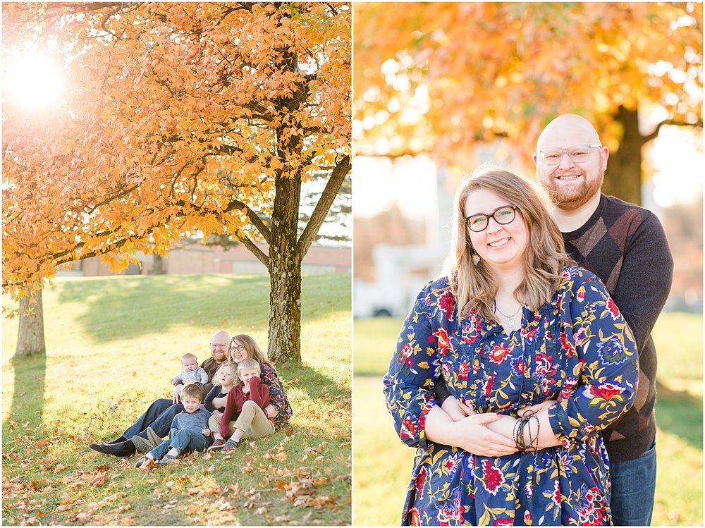 Steubenville Ohio Family Golden Hour Fall Foliage_0359.jpg