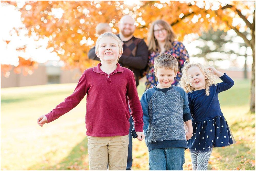 Steubenville Ohio Family Golden Hour Fall Foliage_0362.jpg