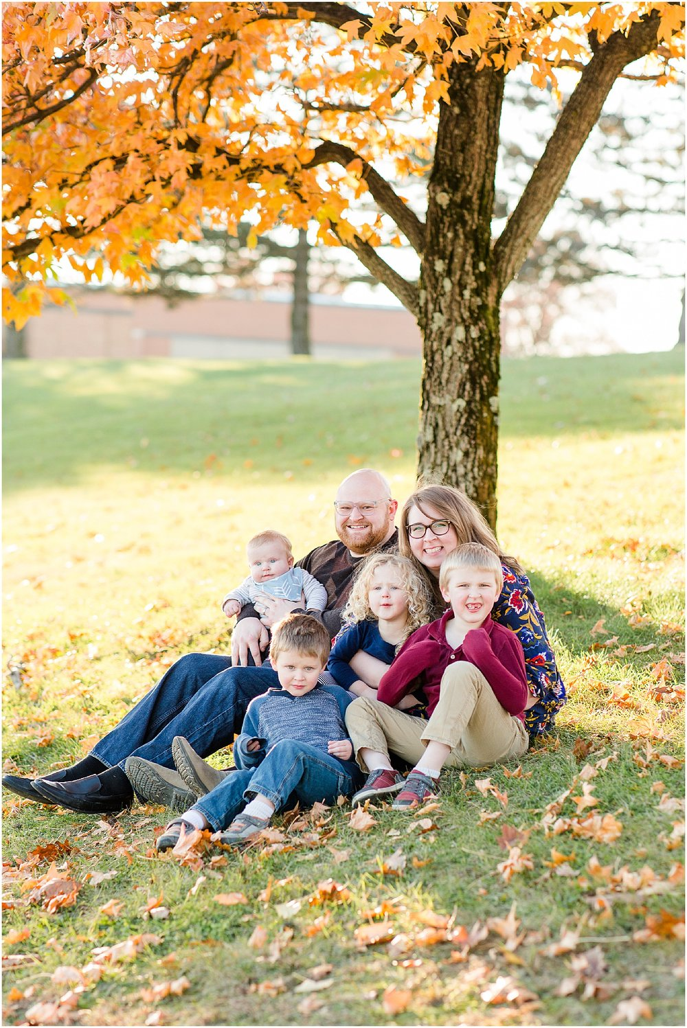 Steubenville Ohio Family Golden Hour Fall Foliage_0363.jpg
