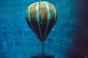 Canflex Underwater Lifting Balloons
