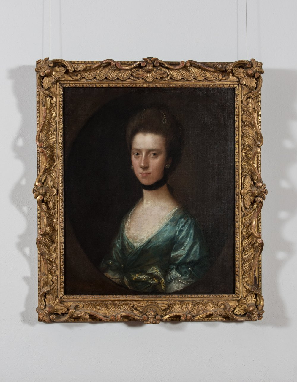 Portrait of Mrs. Isaac Elton, nee Ann Tierney