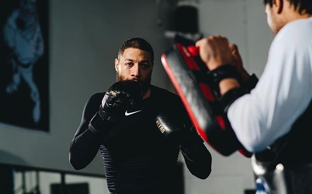 MMA x NBA —— Photo: @roy.son —— MMA x NBA is the title of Royce White's second book. It is an account of his transition from the sport of basketball to the sport of Mixed Martial Arts. The core of the work, however, is a treatise on sport, detailing its competitive fundamentals, institutional structures, its relation to society, and its future possibilities. —— #mma #muaythai #bjj #mma #fighting #mixedmartialarts #basketball #nba #roycewhite #sports #philosophy #art #science #politics #thelastrenaissance