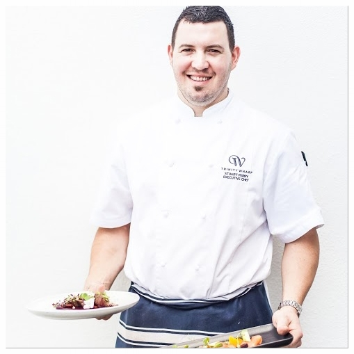 - Executive Chef - Stuart Perry -