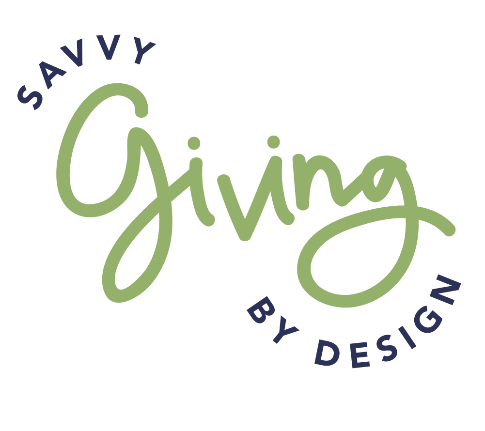 Savvy Giving by Design