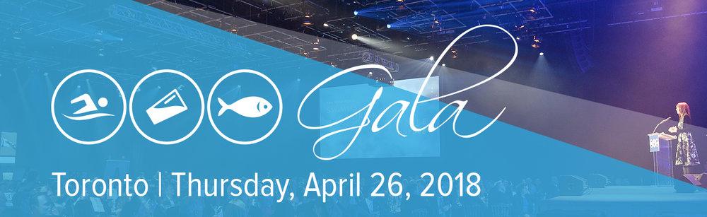 Swim Drink Fish Gala, Toronto | April 26, 2018