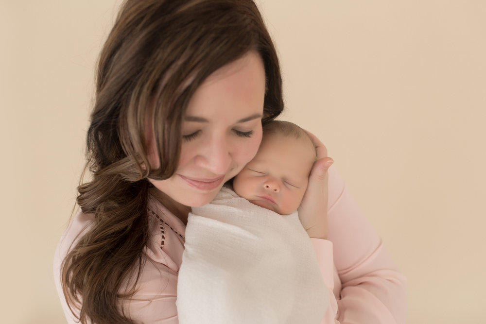 """""""fourth trimester"""" support - Meet with a newborn specialist in the comfort of your own home, either in-person or by video, when it is most convenient for you."""