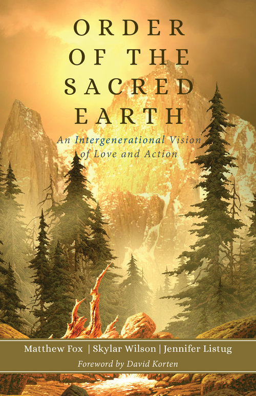 the book order of the sacred earth