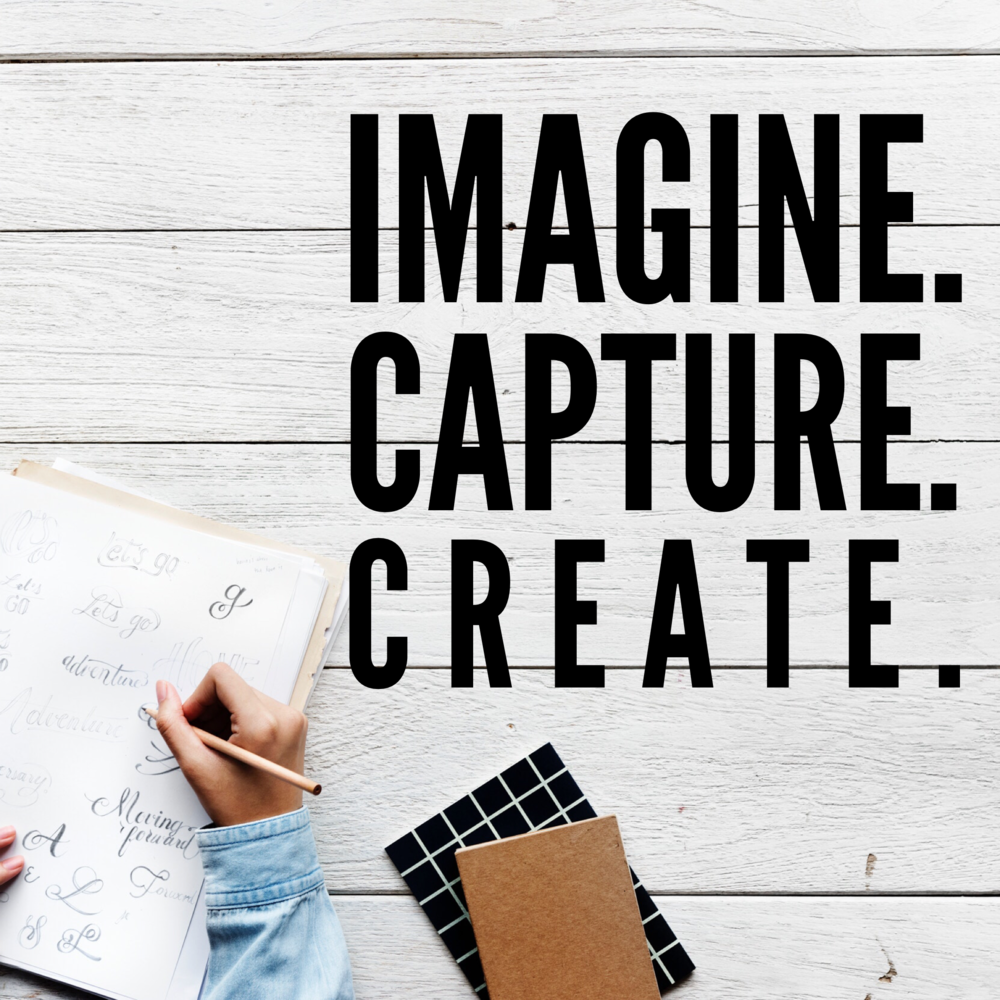 Imagine Capture Create