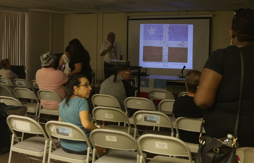 Grito de Lares - On September 24, 2016, PRiA in association with the Puerto Rican Alliance held the first commemoration of the Grito De Lares, at The Peace Center in Culver City. This event was part of our cultural education programing.